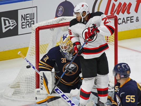Devils Devante Smith-Pelly
