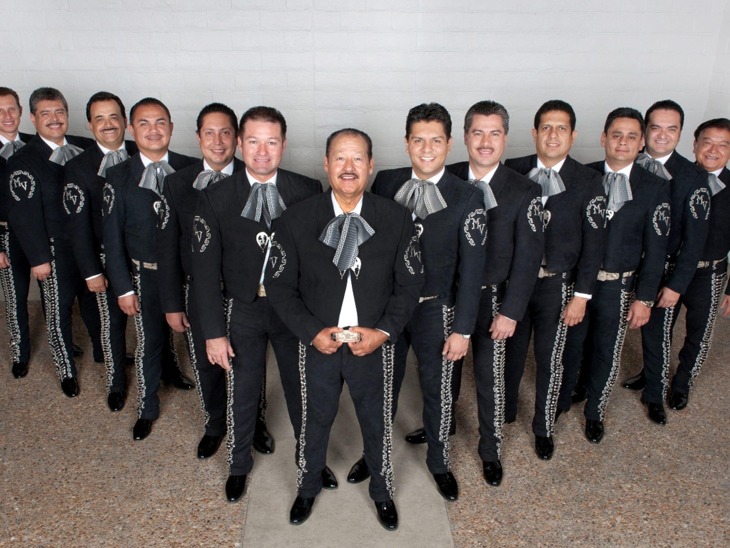 Mariachi Vargas de Tecalitlán is set to perform at