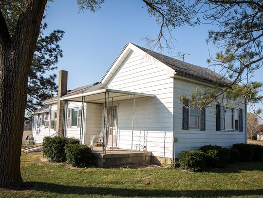 This home at 6251 S. Henry County Road 325-W was the