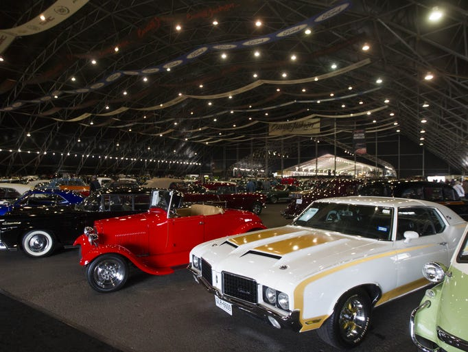 General Motors High Performance Blog Barrett Jackson Scottsdale Auction What Days Are Best For