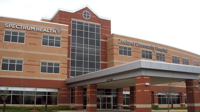 Spectrum Health Zeeland Community Hospital.