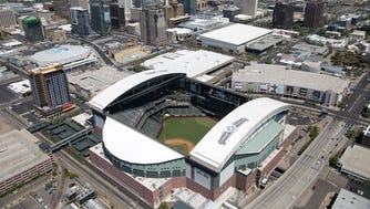Private investors seeking to buy Chase Field won't be able to finish negotiations before an Oct. 31 deadline.