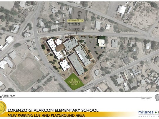 San Elizario Independent School District plans to relocate