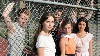 """""""West Side Story"""" at Covedale Center for the Performing Arts."""