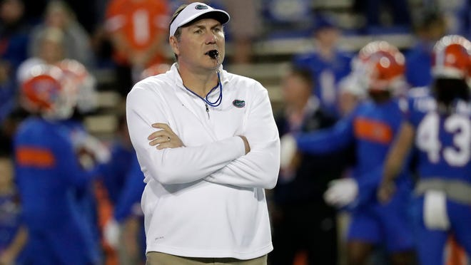 UF and head coach Dan Mullen were able to reward his assistant coaches with pay raises.
