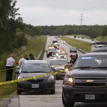 Greene county deputies investigate death on U.S. 65