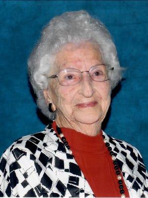 Eugenia 'Jean' Edwards, 94