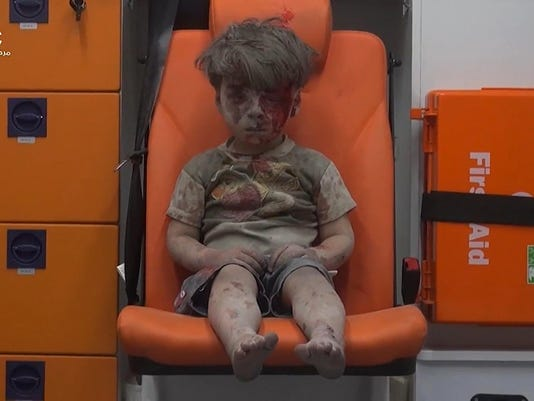 AP MIDEAST SYRIA AIRSTRIKES I SYR