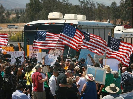 Immigration Overload California