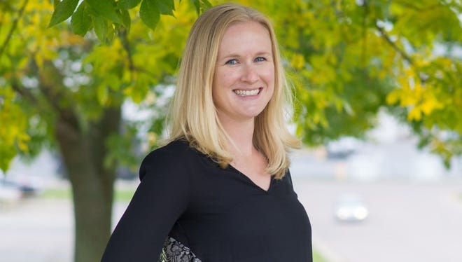 Raine Gardner is the first Wisconsinite to be honored with a Young Professional of the Year Award from the American Council of Engineering Companies.