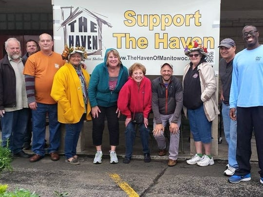 The Haven of Manitowoc County is the only men's homeless shelter in Manitowoc County. It has served more than 133 men since opening in April 2014.