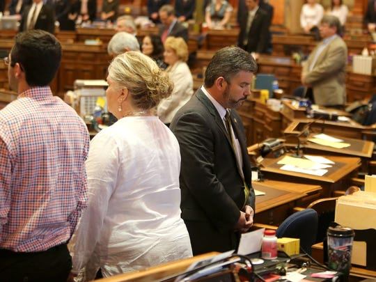 Iowa House starts day with Wiccan invocation