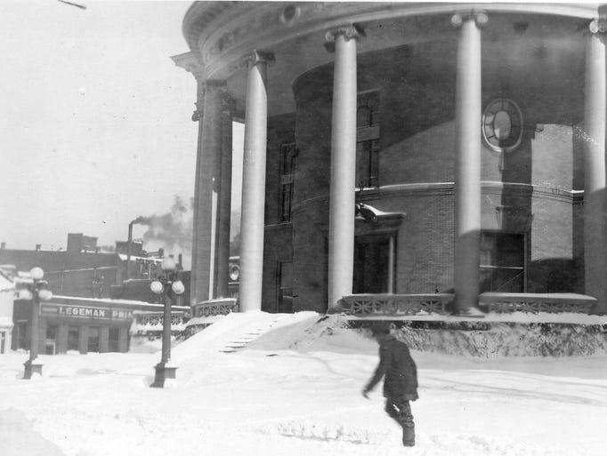 Elks Home Jan. 1918.