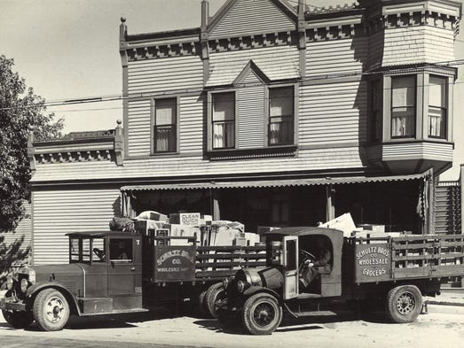 Schultz Brothers Co., pictured here in 1932, was an