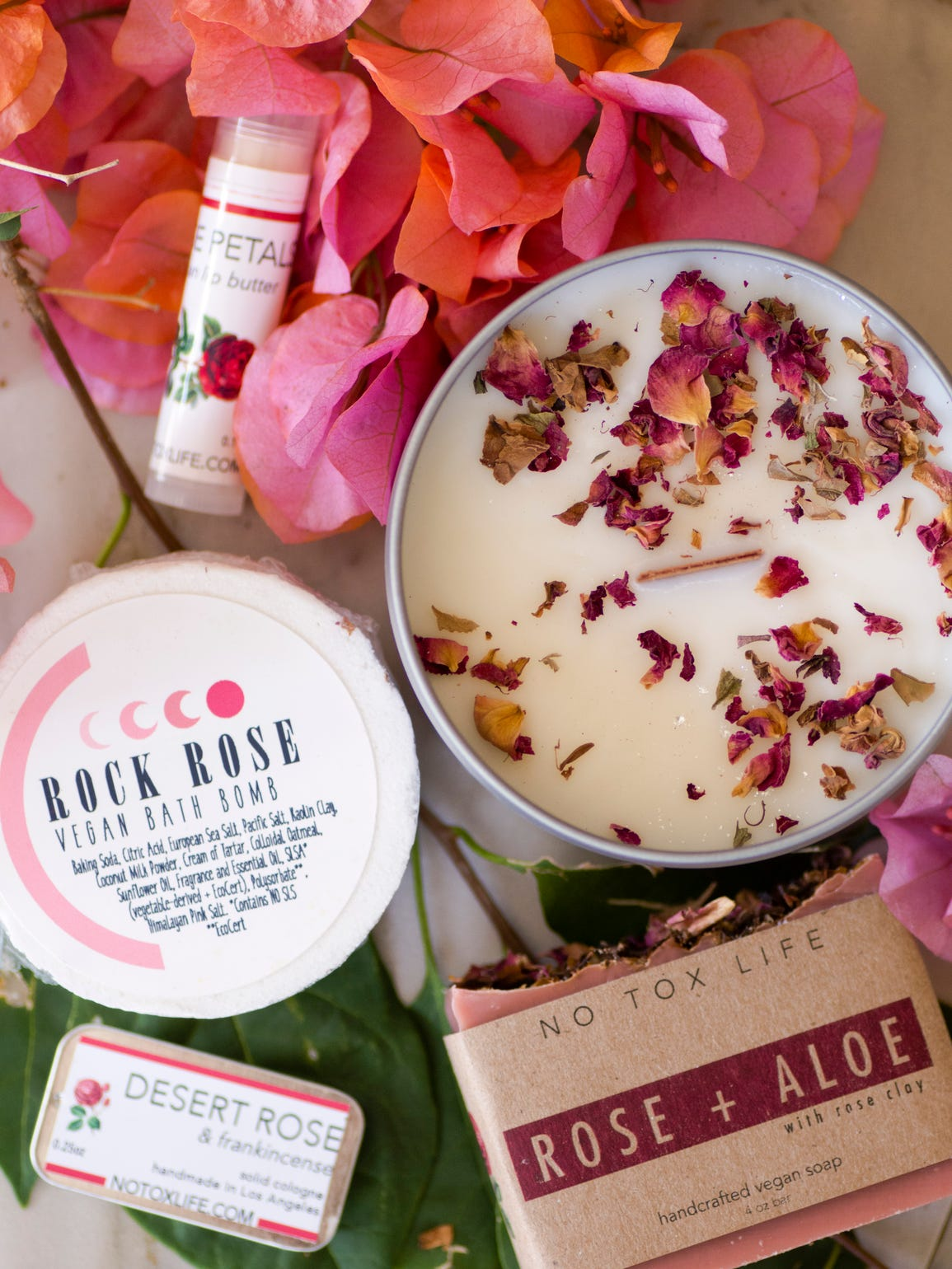 No Tox Life all-natural beauty products