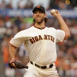 Madison Bumgarner has never tossed a perfect game.