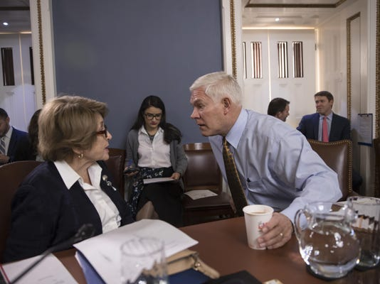 Pete Sessions,Louise Slaughter