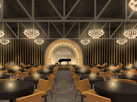 The Cabaret will begin performances in its first permanent