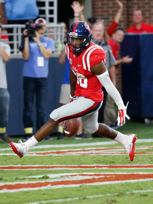 the best attitude 08d76 9a526 Ole Miss safeties learning through valuable reps