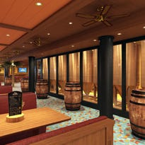 Cruise ship tours: Carnival Breeze
