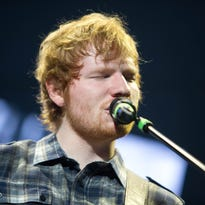 Ed Sheeran marks end to record season at Des Moines' largest music venue