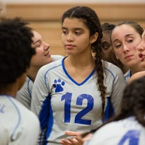 Cathedral City High's Nia Chicas tries to capitalize on volleyball ability