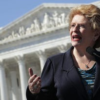 Stabenow, Peters oppose Gorsuch for high court