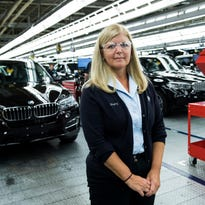 Engineer, now CFO, McCraw oversaw growth at BMW from a car every three days to one every minute