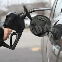 Gas up 10 cents at some stations