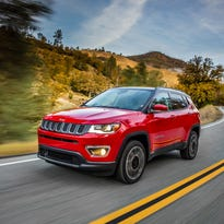 2018 Jeep Compass Trailhawk is appropriately named