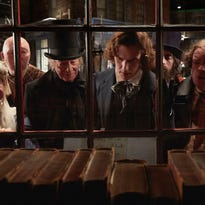 Review: 'Man Who Invented Christmas' is a holiday keeper