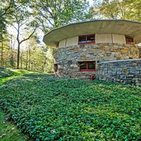 Toyhill, a 1948 Frank Lloyd Wright home, for sale