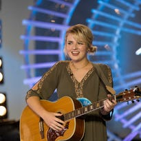 Iowan Maddie Poppe reaches Top 3 on 'American Idol.' Watch all of her performances here.