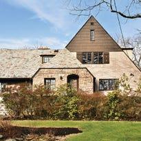 Babe Ruth's best friend built this Larchmont Tudor