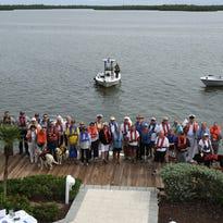 'Buoyant' gathering: Marco boating groups join worldwide effort to promote life jacket use