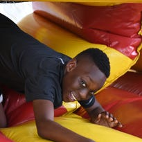 Teenparty: Mackle Park hosts middle and high school students
