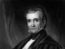 Lawmakers reject proposal to move James K. Polk's remains from Capitol grounds