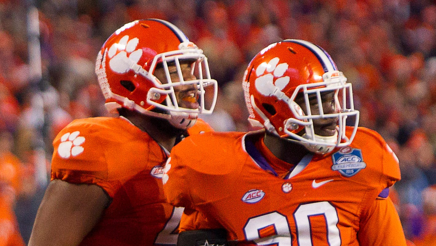 Clemson defensive players say Baker Mayfield reminds them ...