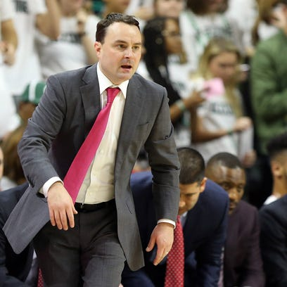 Insider: Maybe Miller sees growth, even after Michigan State blowout