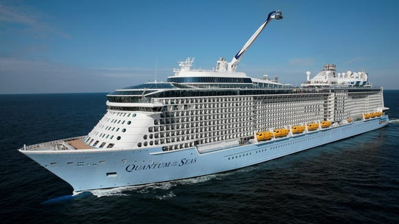 Scheduled to debut in April 2016, Royal Caribbean's