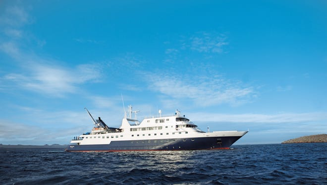 Fares for the seven-day cruise on the Celebrity Xpedition are priced from $6,999.