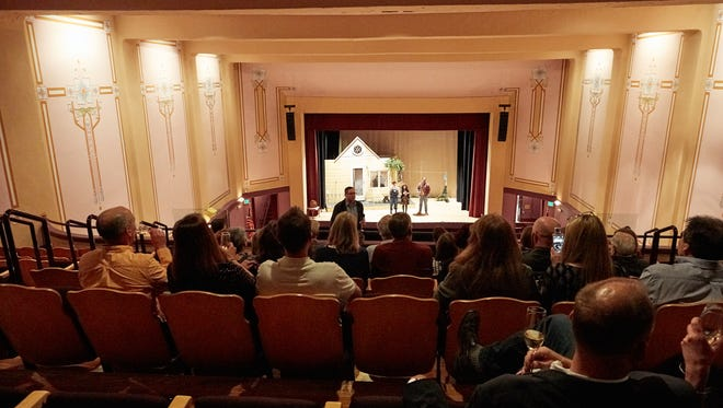 The Historic Rialto Theater in Loveland is hosting a Christmas concert this weekend.