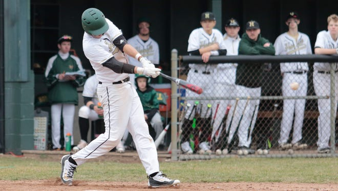 Nick Rauch and his Howell teammates will renew a baseball rivalry at Brighton at 4 p.m. Wednesday.