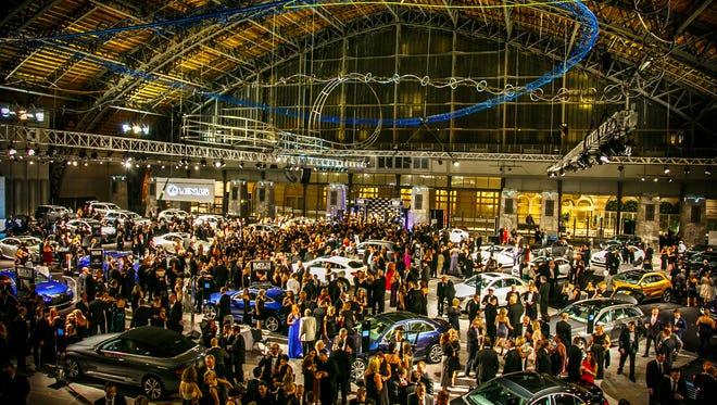 The Philadelphia Auto Show runs through Sunday, Feb. 4, at the Pennsylvania Convention Center.
