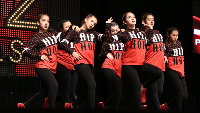 NCA Dance Studio took home four national titles in the Hip Hop category of the JAMZ All Star Dance Nationals Feb. 23-24.