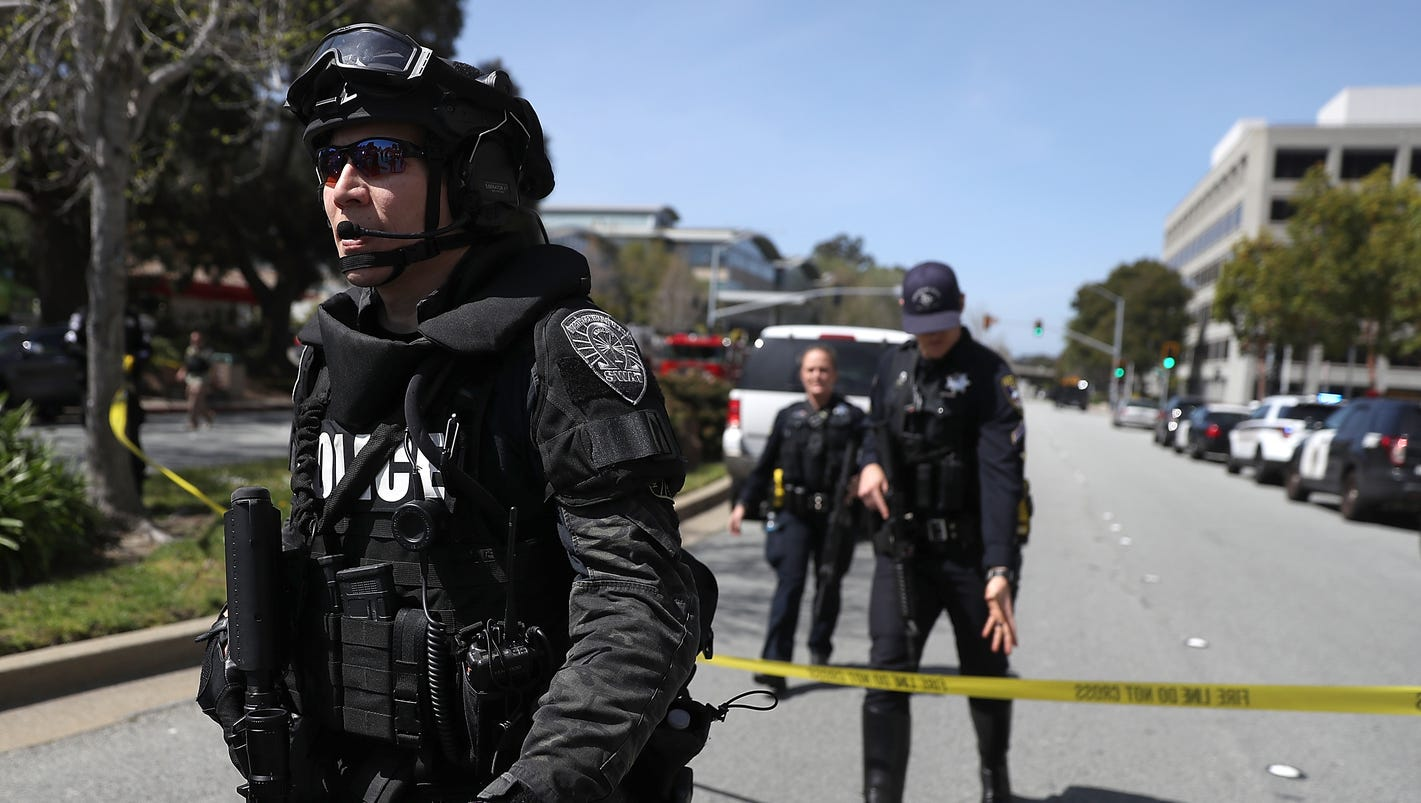 'Silence can be deadly': 46 officers were fatally shot last year. More than triple that — 140 — committed suicide.