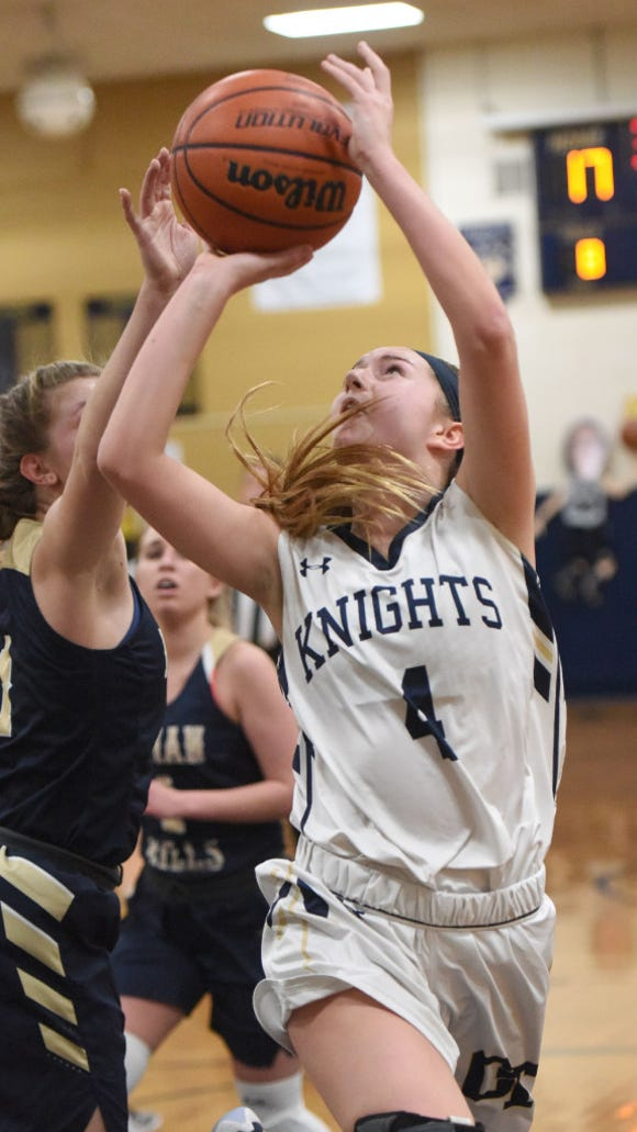 Jackie Kelly had a stellar sophomore season for NV/Old Tappan, which is poised for a big year in 2017-18.