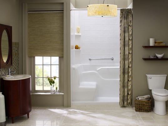 Maturing in your own home for Bathroom remodeling lansing mi