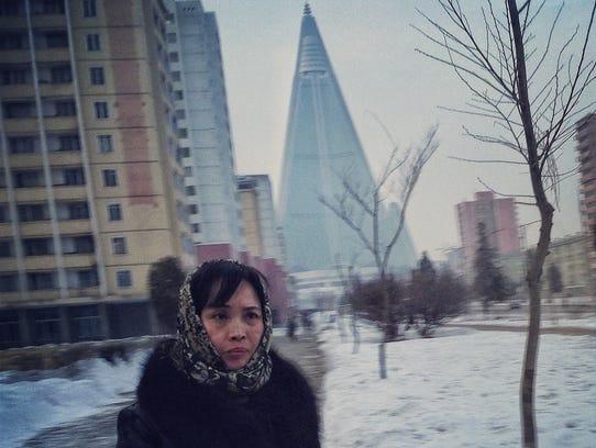 AP North Korea Instagram