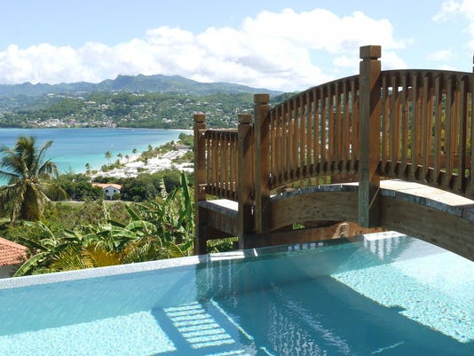 Guests of the resort enjoy easy access to the Caribbean's best beach